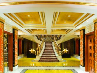 © Jumeirah Burj al Arab Royal Suite