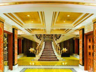 © Jumeirah Burj al Arab Royal Suite