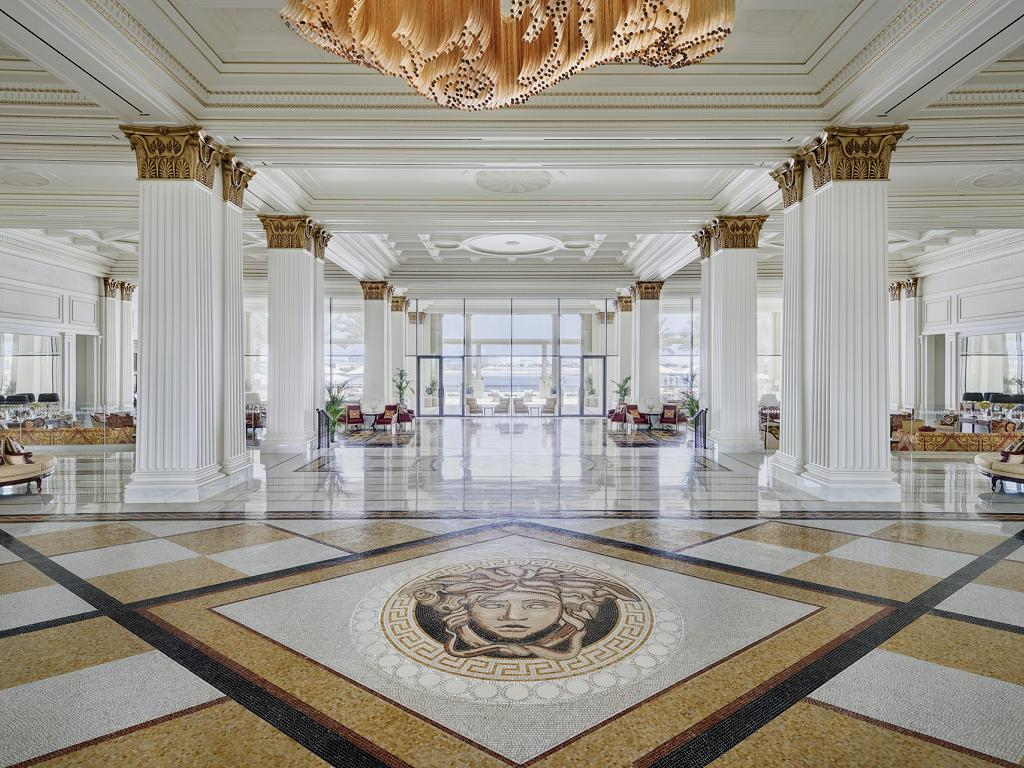 © Palazzo Versace Dubai Lobby