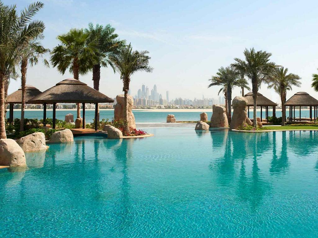 © Sofitel Dubai The Palm Resort & Spa | Pool