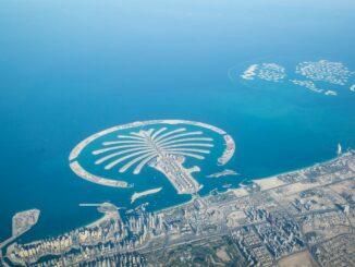 The Palm Jumeirah Dubai