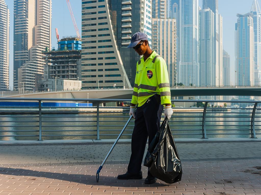 Arbeiten in Dubai