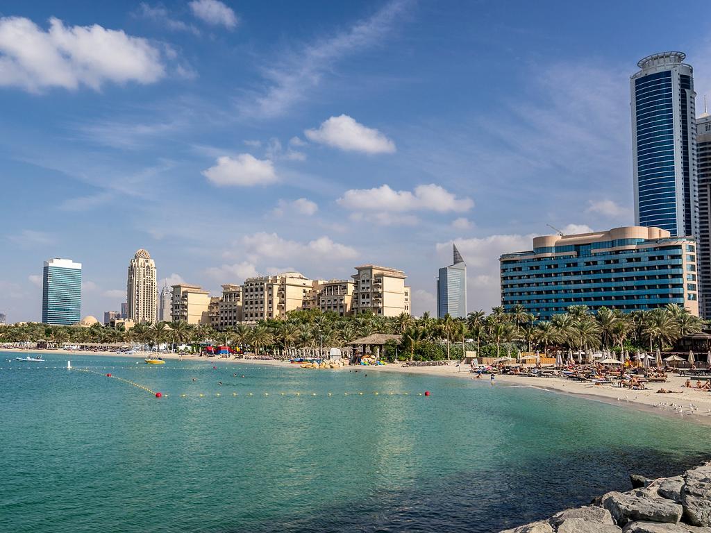 Dubai Barasti Beach