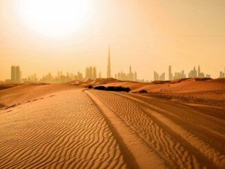 Dubai Skyline 2019