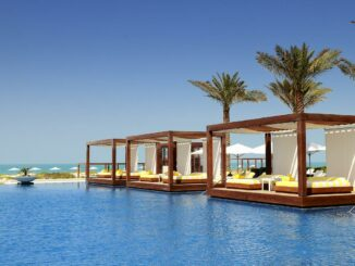 The Island Dubai Beach Club