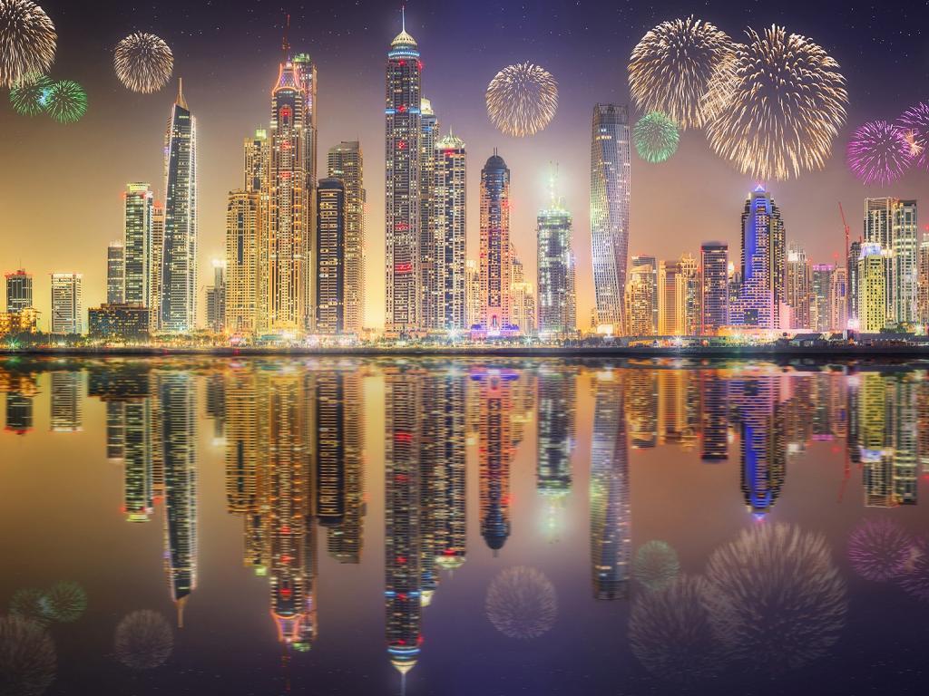 Dubai Silvester