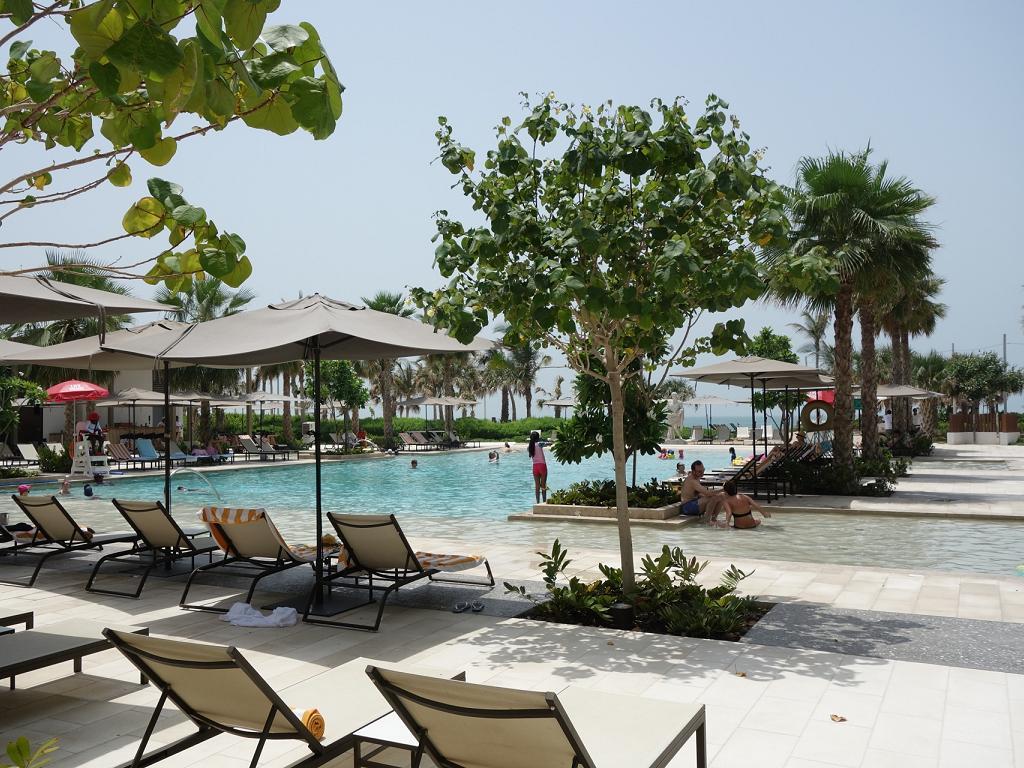 Kinderpool vom Caesars Resort Bluewaters Dubai