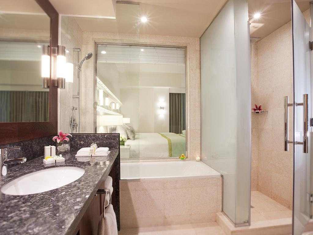 © JA Ocean View Hotel | Badezimmer