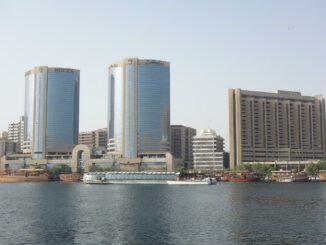 Das Boot von Bateaux Dubai