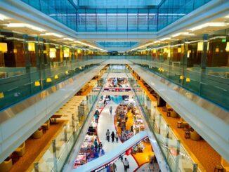 Dubai Airport Terminal 1