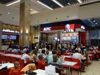 Dubai Mall Food Court