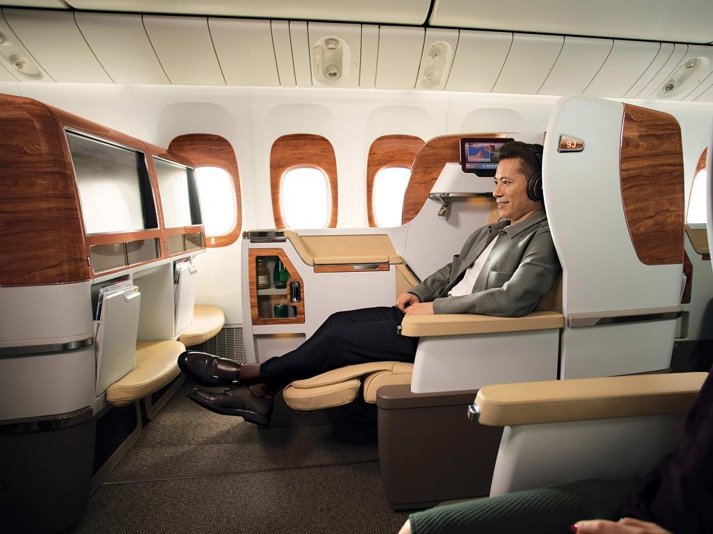 © Emirates Airline | Game Changer Business Class