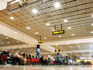 Dubai Airport Terminal 2