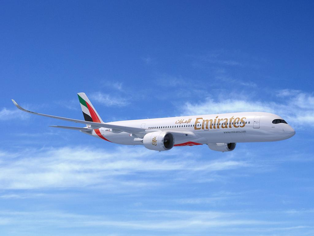 © Emirates | Airbus A350