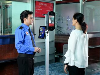 © Emirates | biometrisches Boarding