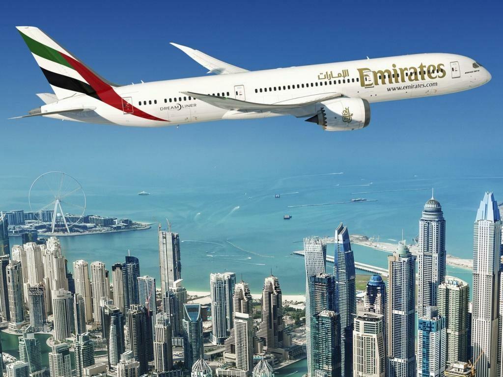 © Emirates | Boeing 787