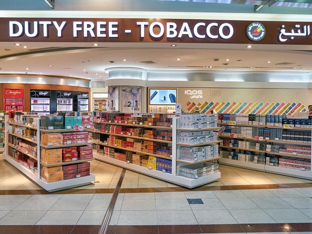 Dubai Duty Free Tobacco