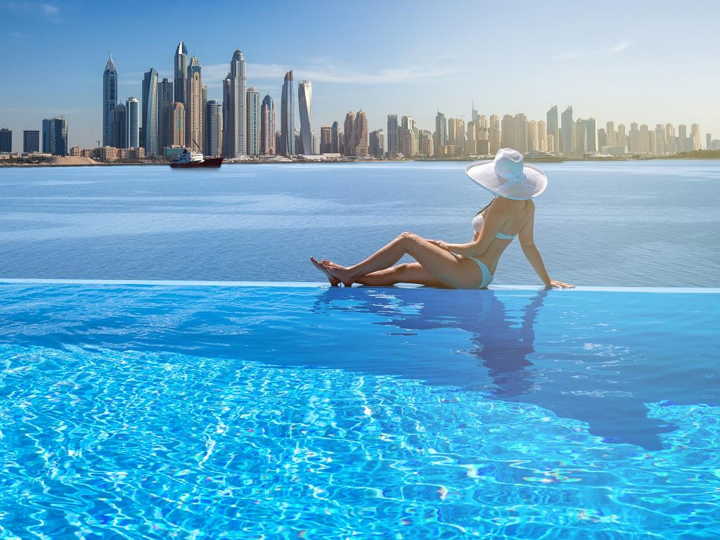 Emirat Dubai in den VAE