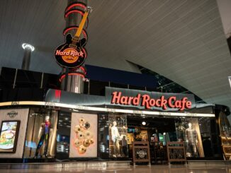 Hard Rock Cafe Dubai International Airport