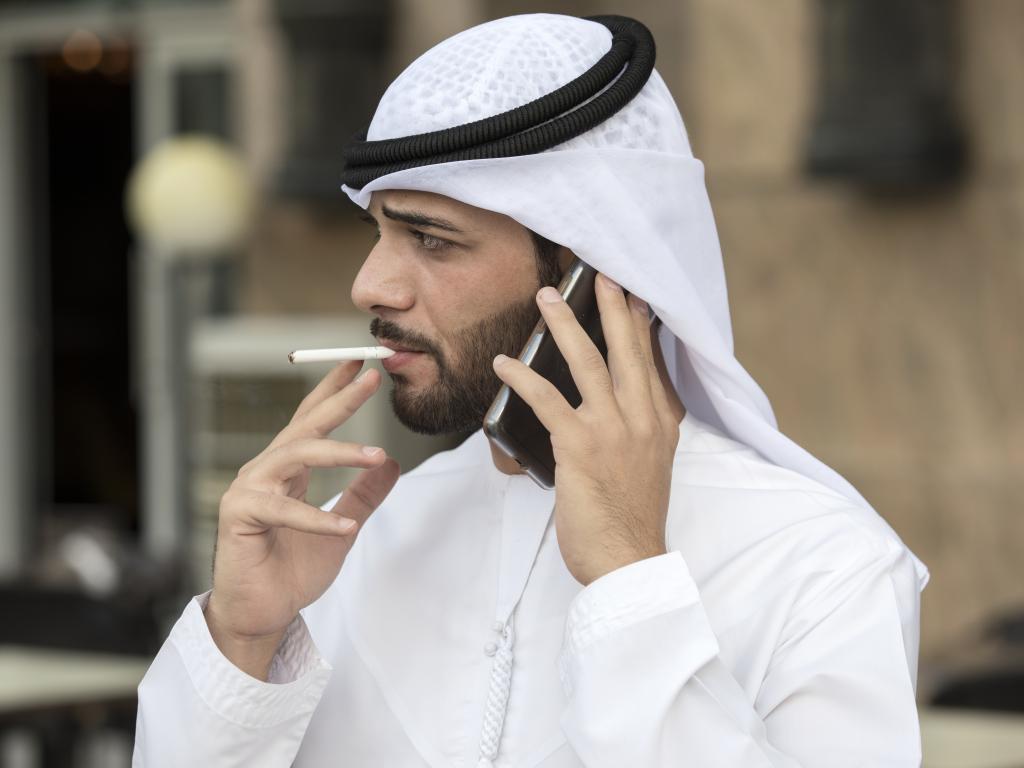 Rauchen in Dubai
