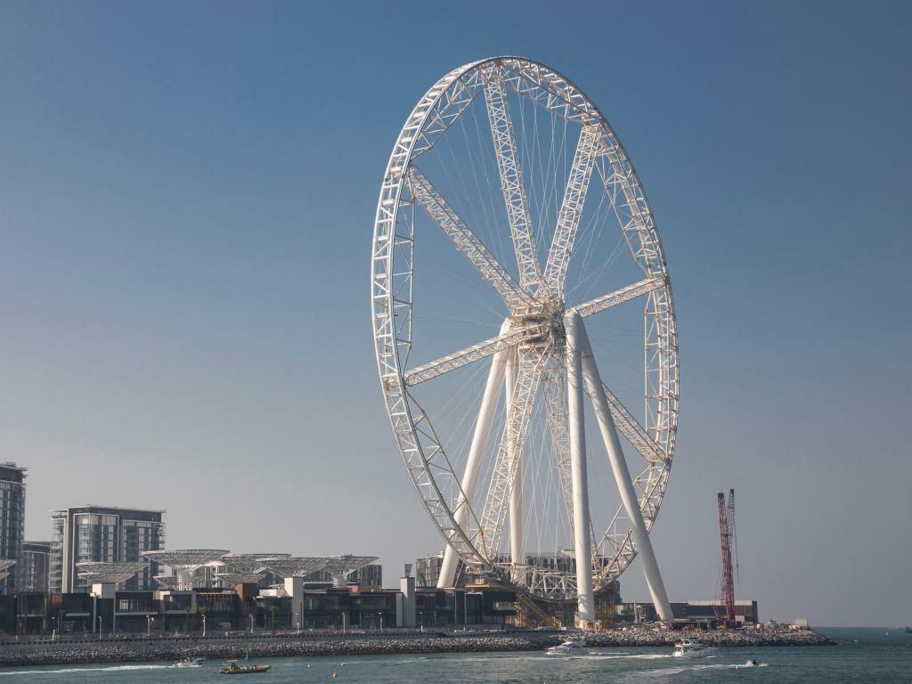 Ain Dubai Riesenrad