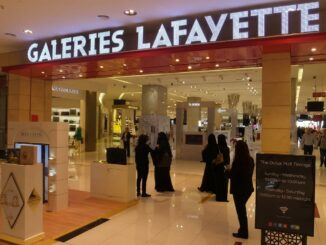 Galeries Lafayette Dubai