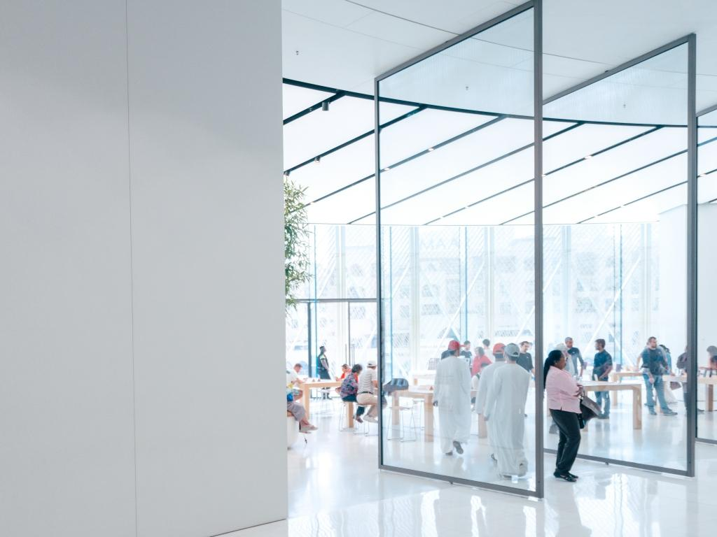 Apple Store Dubai
