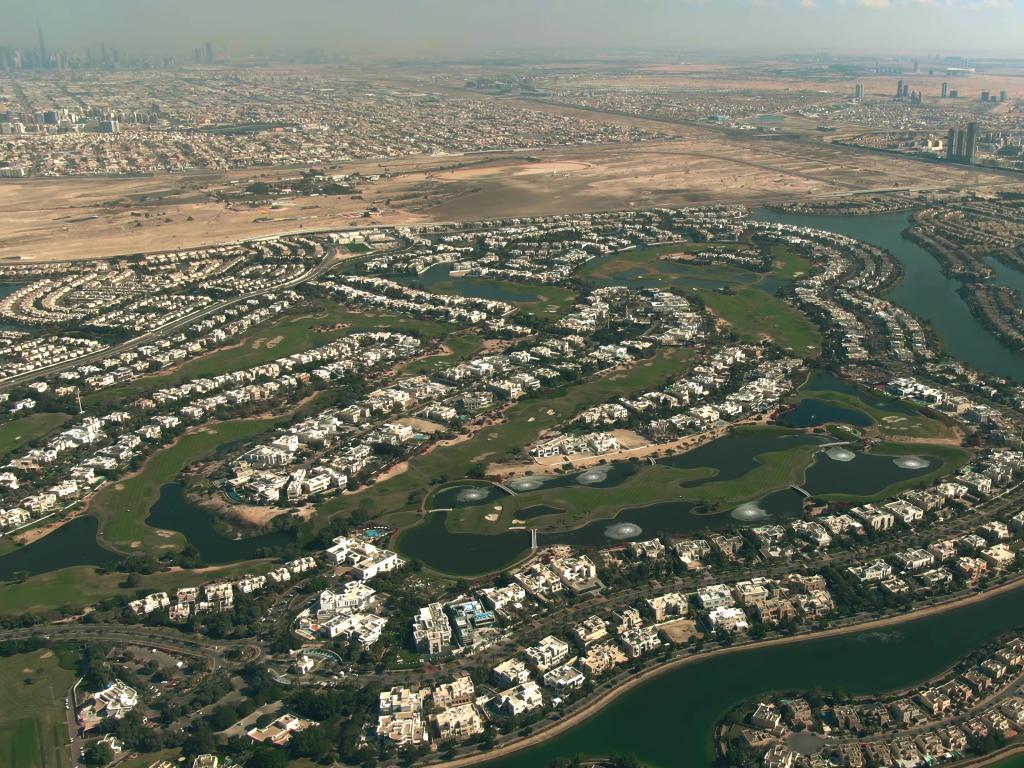 Eine Community in Dubai
