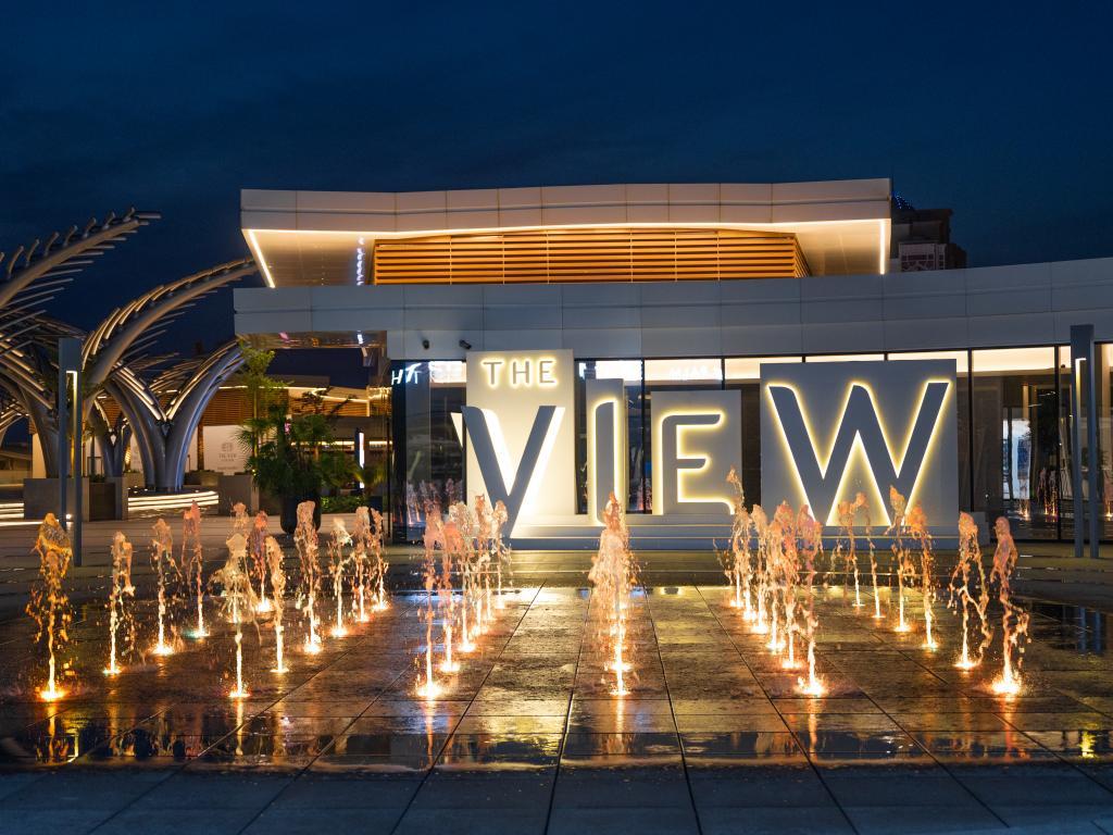 The View in Dubai