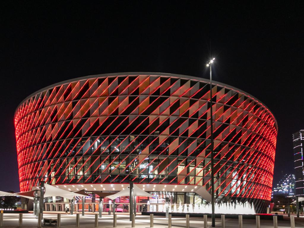 Coca-Cola Arena Dubai