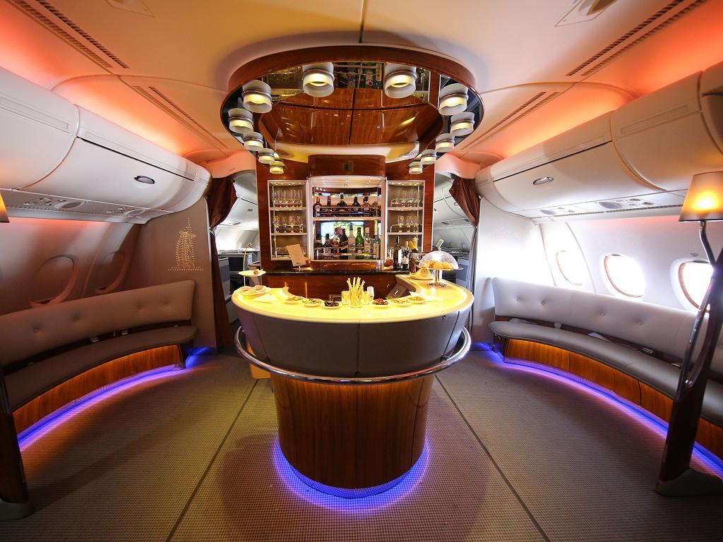 Bar von Emirates