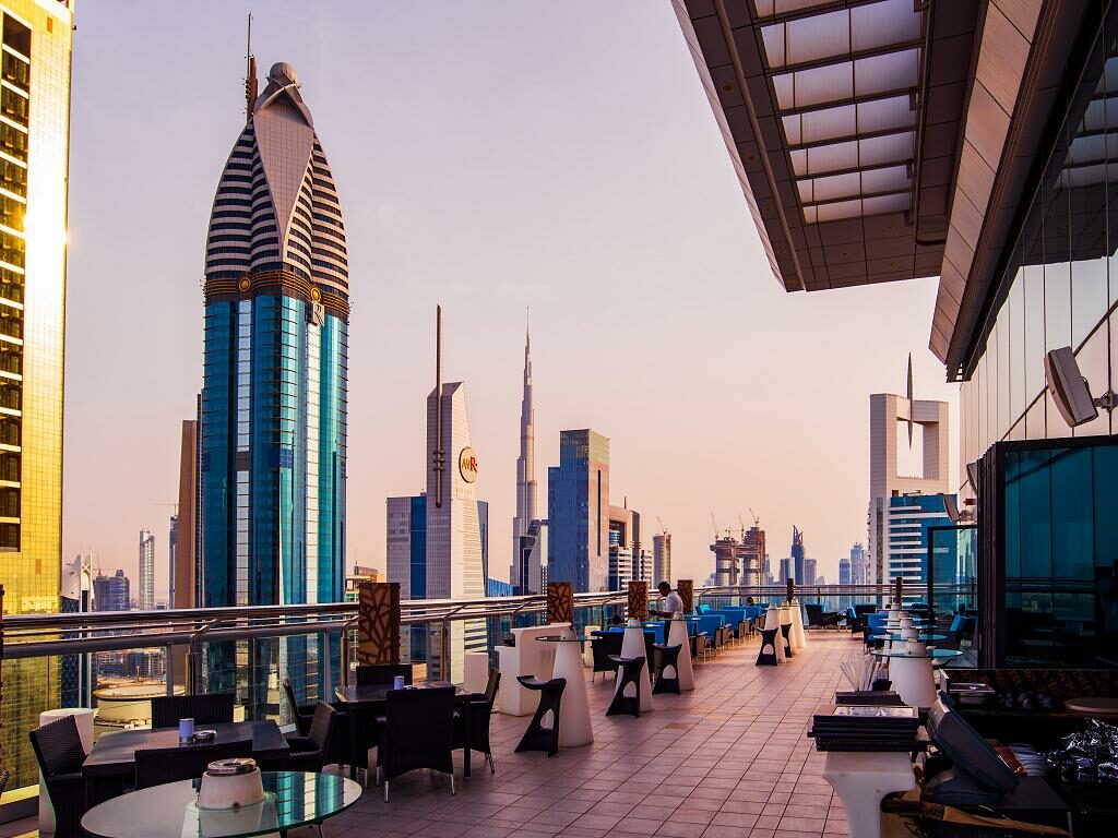 Dubai Rooftop Bar