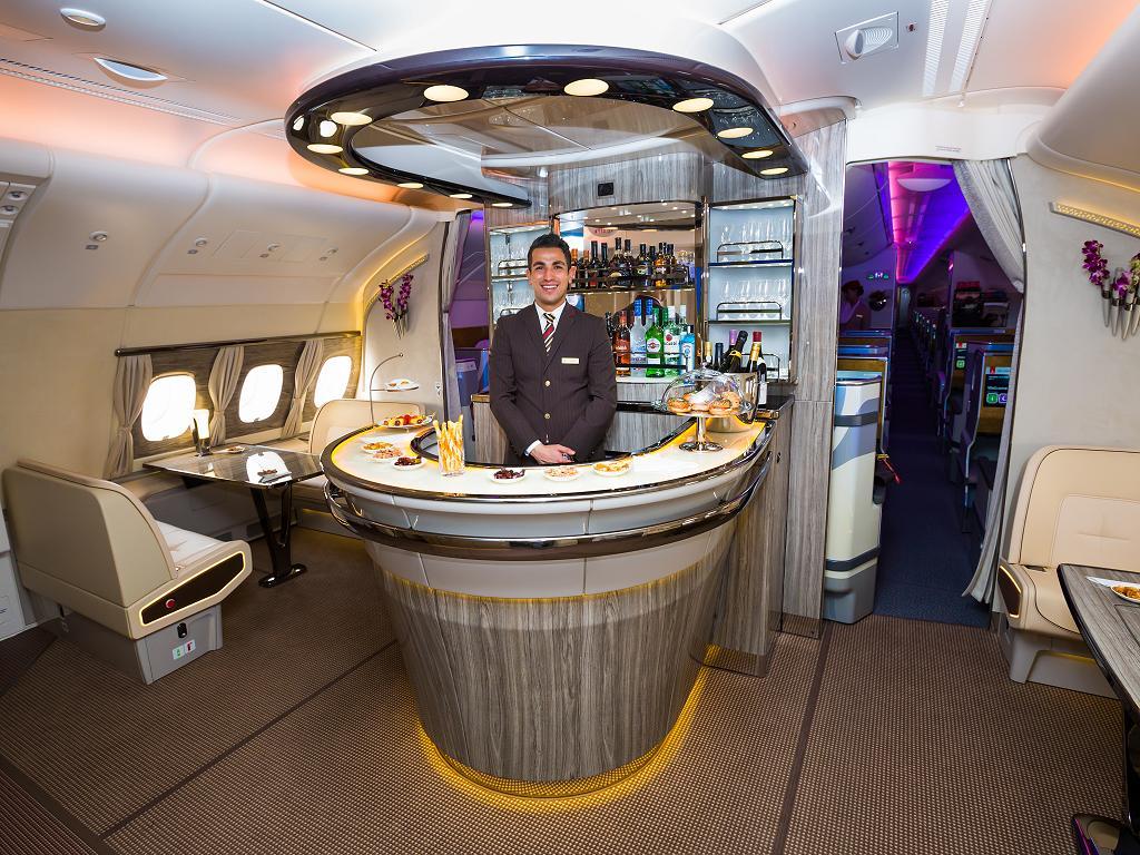 Emirates Flugbegleiter