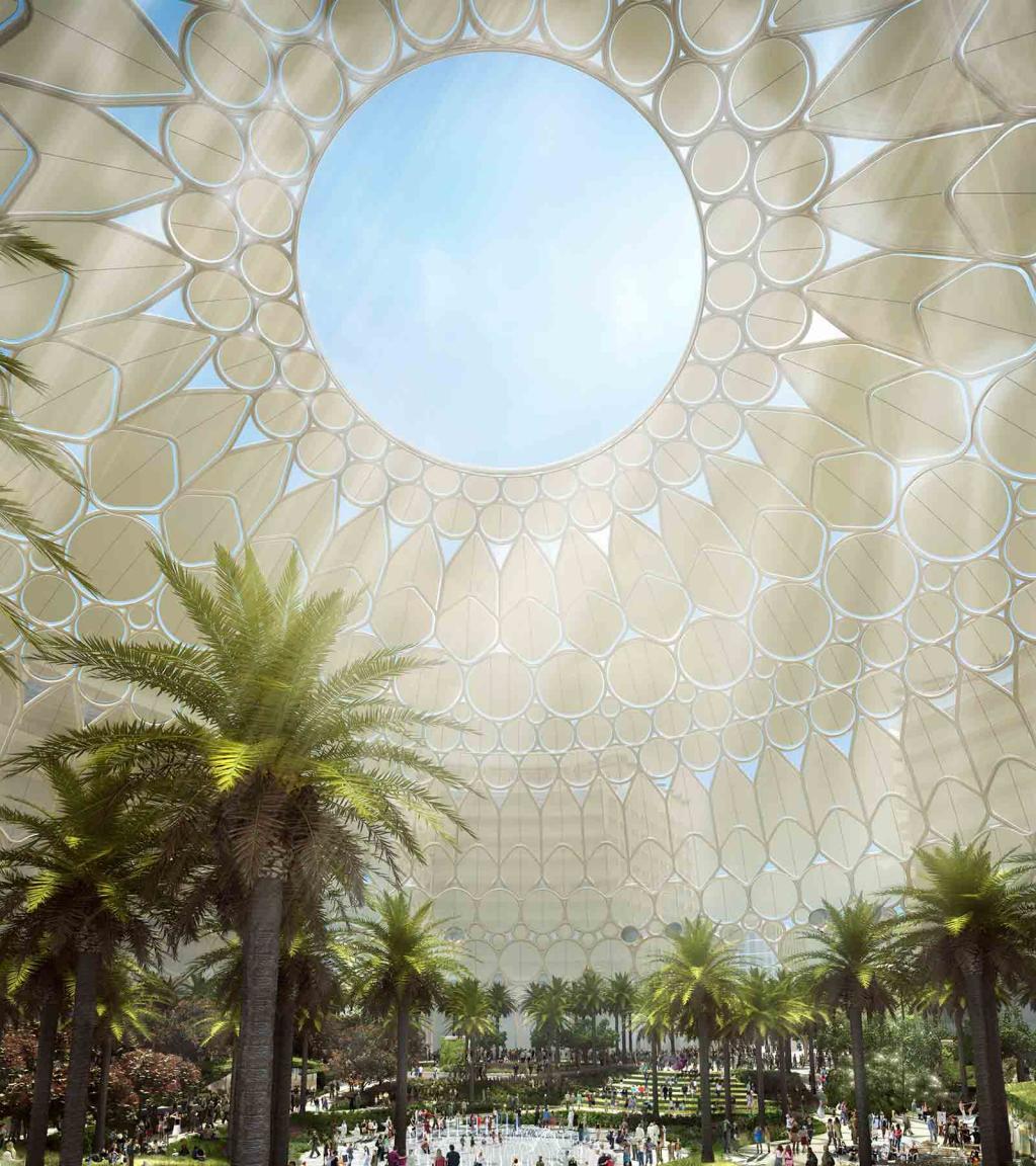 Al Wasl Dome | © Emirates Airline