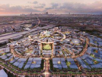Das Expo Gelände   © Emirates Airline