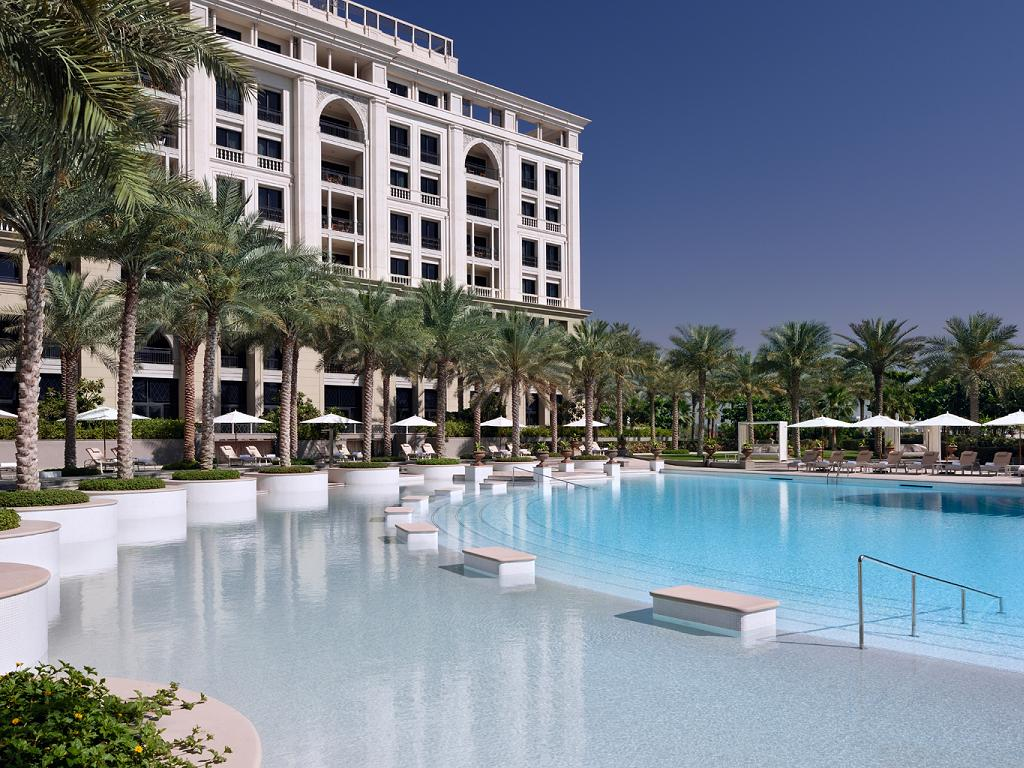 Pool © Palazzo Versace Dubai